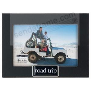 Roadtrip Tags Keepsake By Malden Picture Frames Photo Albums