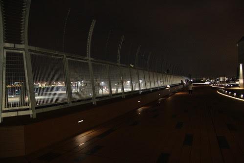 Haneda Airport observation deck