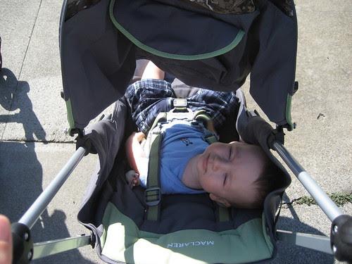 new stroller/ day239