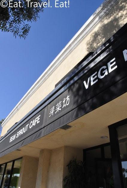 Eat. Travel. Eat!: Bean Sprouts Vegetarian Restaurant