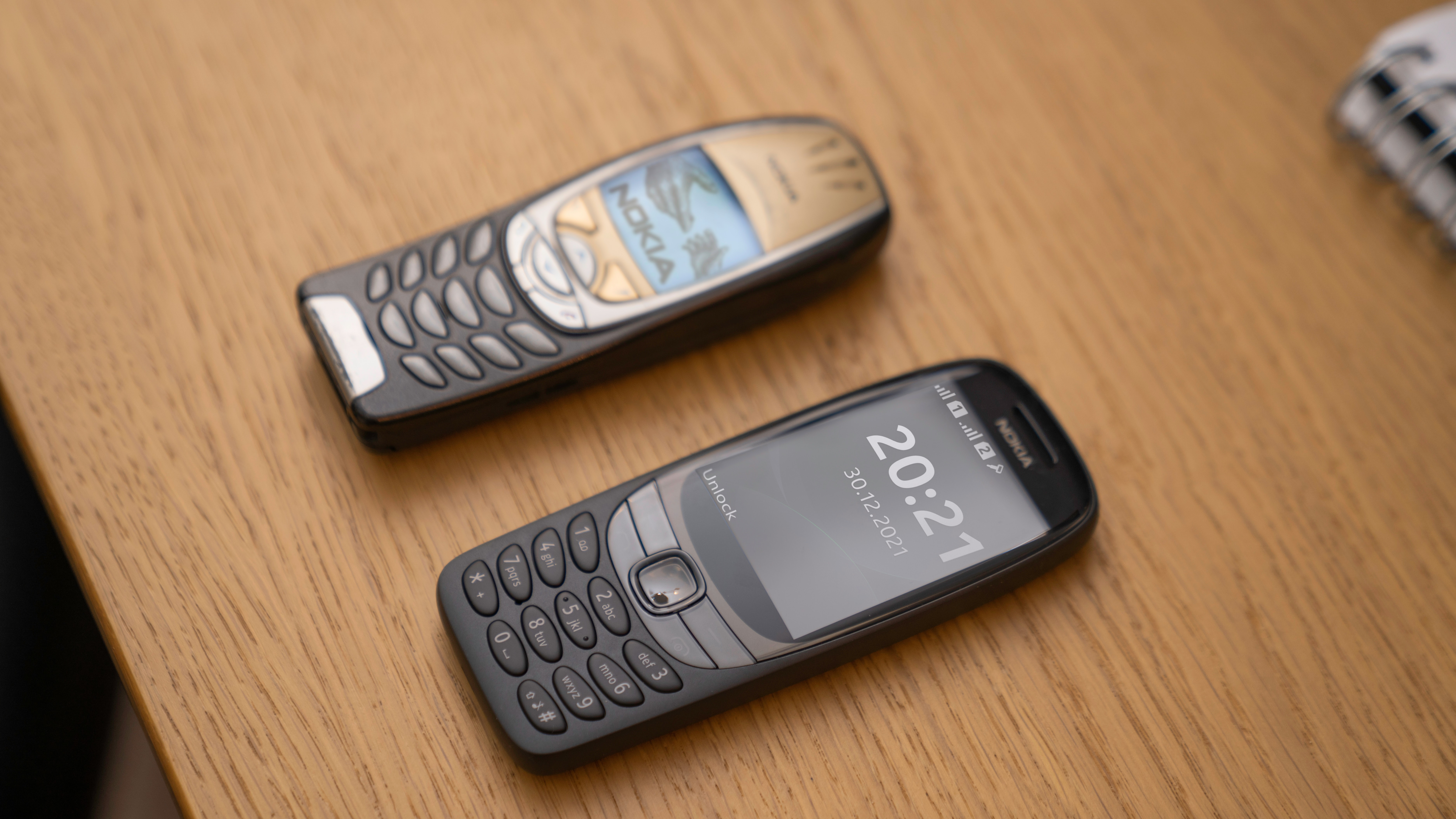 Nokia brings back 'brick' 6310 phone featuring Snake and 22-day battery life
