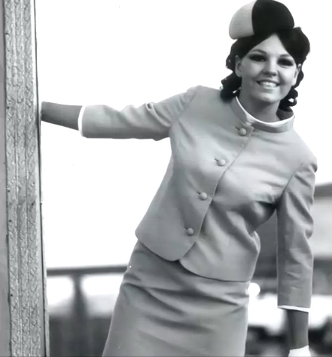 Michèle Richard, Expo Hostess
