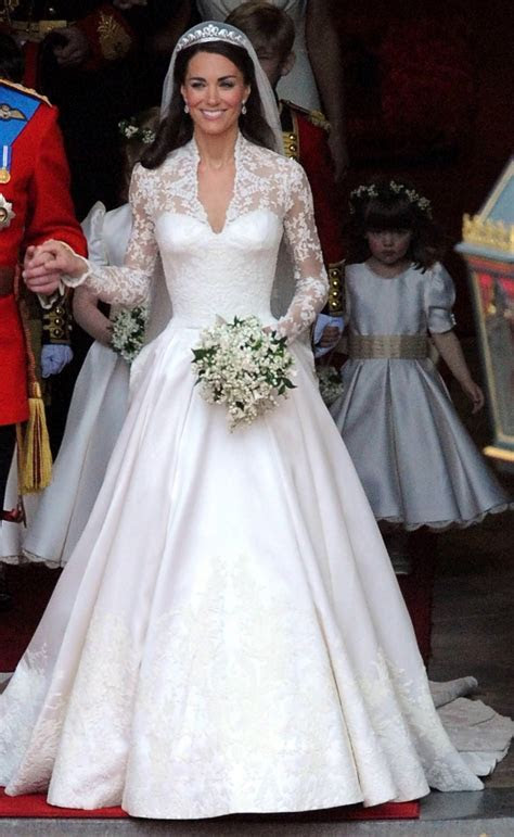 5 Famous Wedding Dresses to Copy