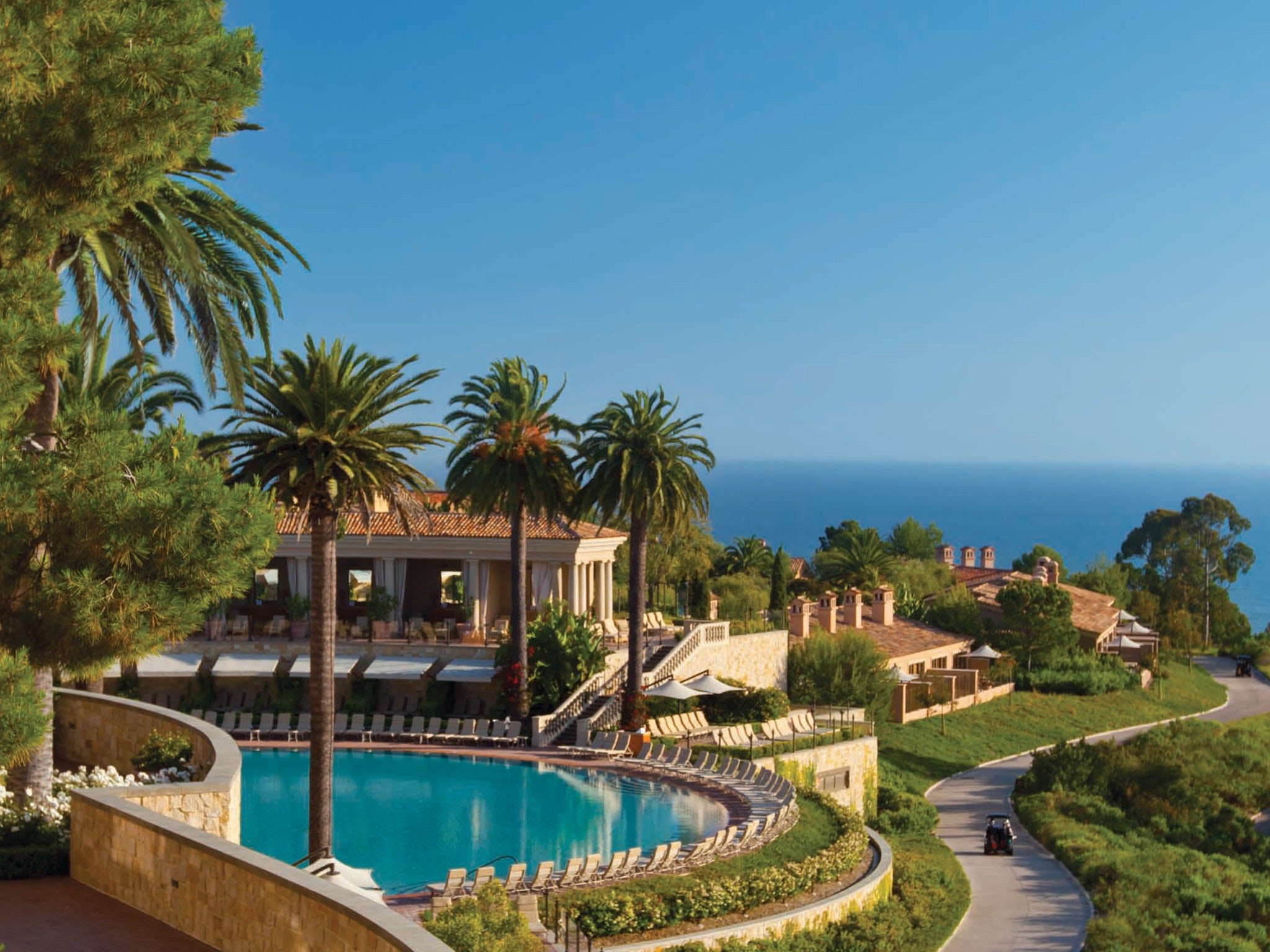 The Resort At Pelican Hill Newport Beach California