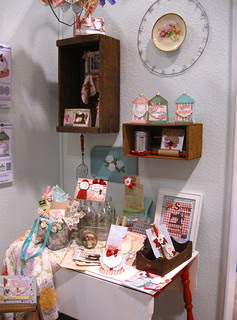 Sizzix booth