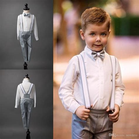 Boys Suits For Weddings Size 2 14 Boy'S Formal Suit Formal