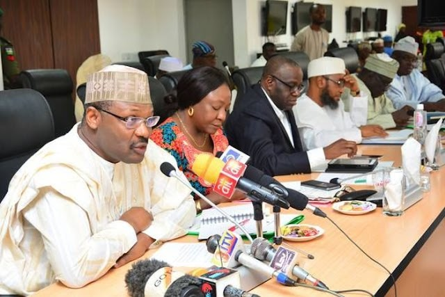 INEC Sets January 25, 2020 For 28 Rerun Elections (Read Details)