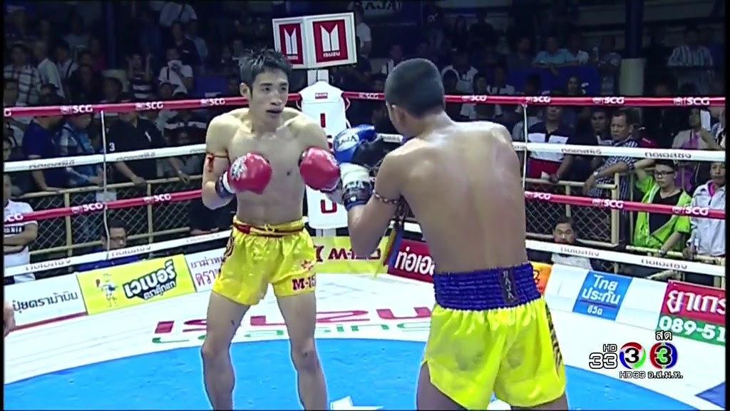 ศึกจ้าวมวยไทยช่อง 3 ล่าสุด 1/4 18 กุมภาพันธ์ 2560 มวยไทยย้อนหลัง Muaythai HD - YouTube