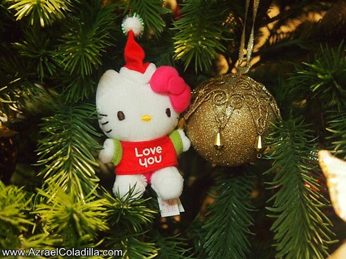 hello kitty xmas