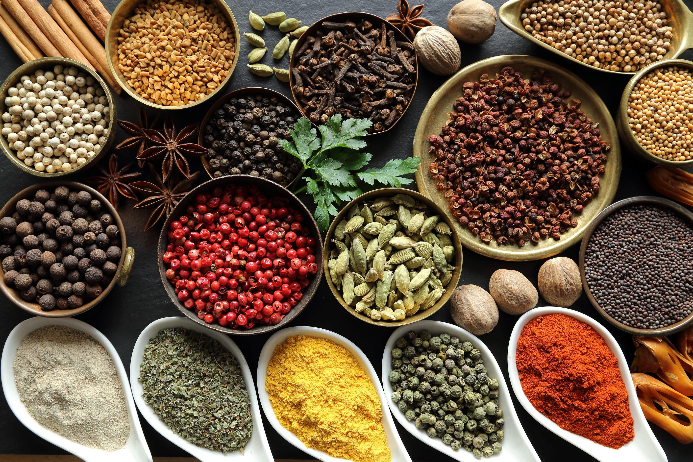 10 Spices That Do Ev
