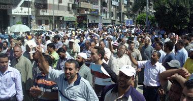مسيرات مؤيدة لمرسى