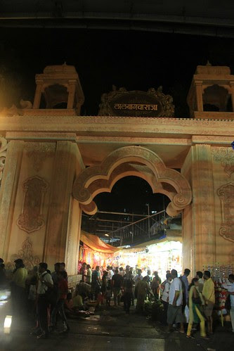 From 9 September All Roads Will Lead To Lalbagh Chya Raja by firoze shakir photographerno1