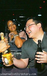 Jho Low the partying 'billionaire'