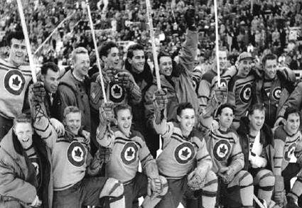 1948 RCAF Flyers team, 1948 RCAF Flyers team