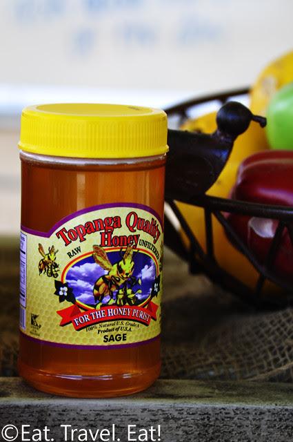 Topanga Quality Sage Honey at Murray Family Farms