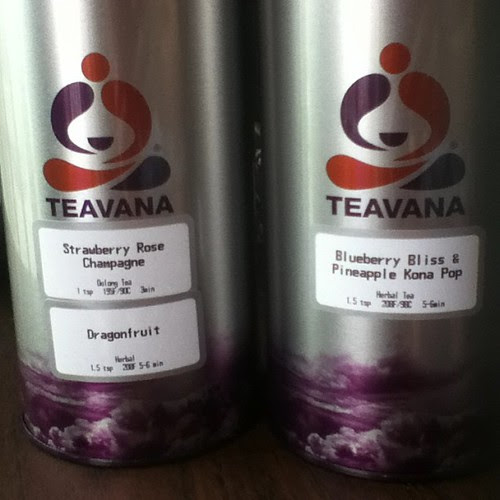 Iced teas for summer <3 #teavana #teaaddict