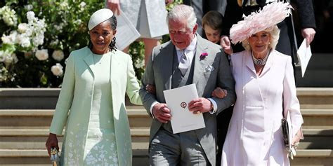 Meghan Markle's Mom Became Besties with Prince Charles at