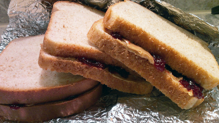 Peanut Butter And Jelly Shitty Food Made Pretentious