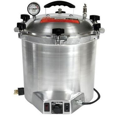 pressure cooker for canning all american 25x 120v electric autoclave sterilizer 29452