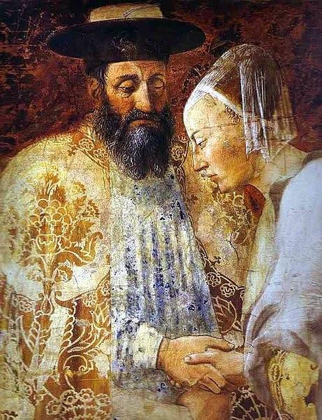della francesca, sheba and solomon