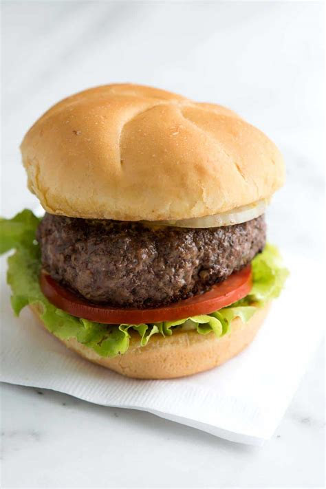 fuss hamburger recipe