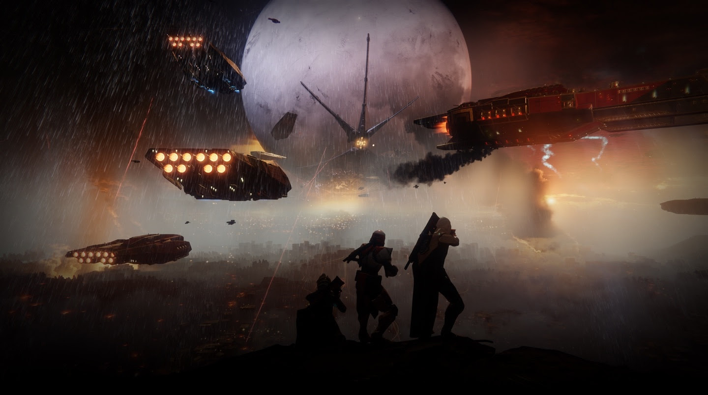 Here's what happened at the Destiny 2 gameplay reveal screenshot