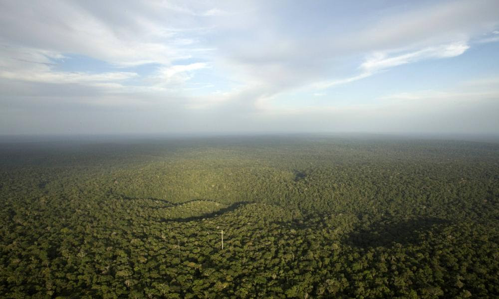 Scientists say Brazil's weather patterns have been disrupted by the loss of Amazon rainforest.