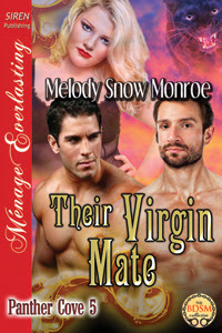 Their Virgin Mate (Panther Cove, #5)