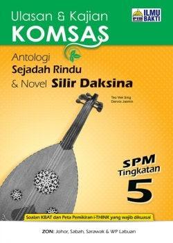 Contoh Jawapan Novel Spm Silir Daksina : Contoh Soalan Spm ...