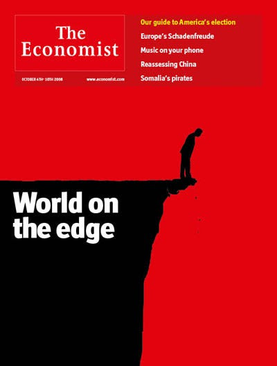 """World on the edge"" - Oct 4, 2008"