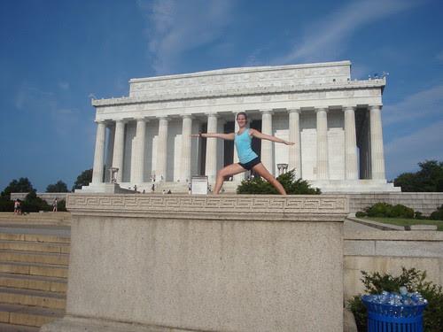 Yoga at Lincoln