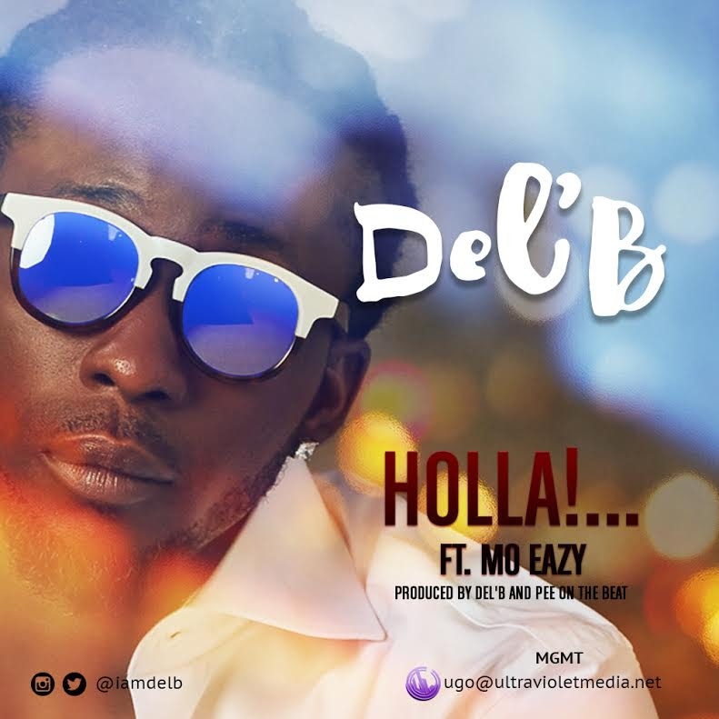 Del'B Holla Art