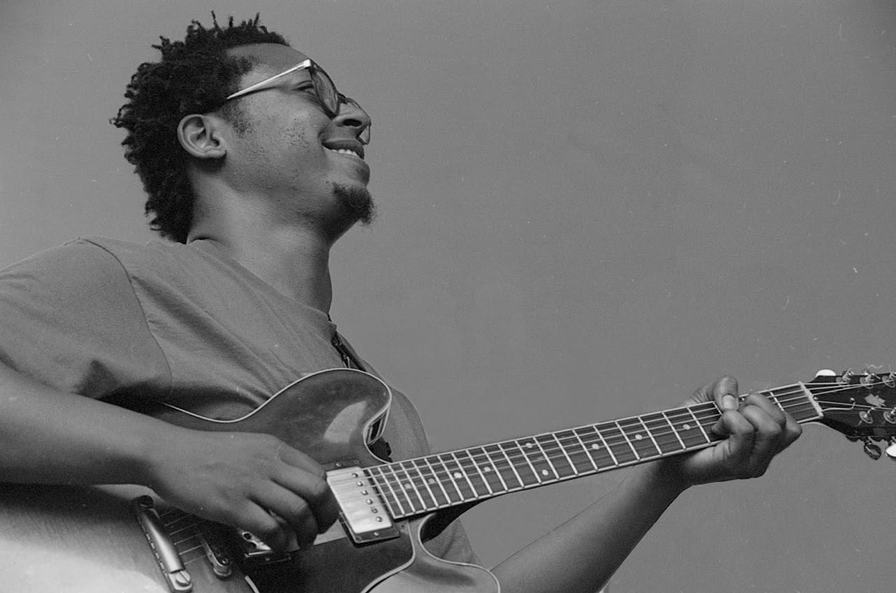 Jeff Parker - guitar