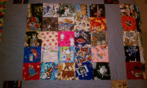 4/4 of my new quilt. by aviva_hadas (Amy)