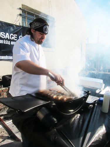 Seoul Sausage Appreciation Day