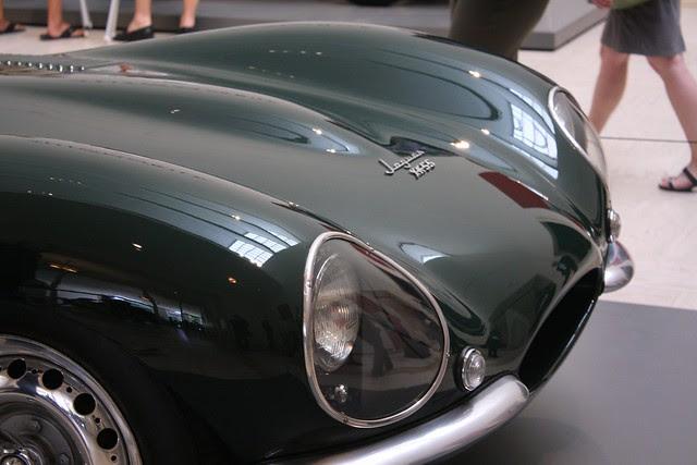 Jaguar XKSS, Portland Art Museum