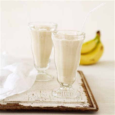 Banana Peanut Butter Smoothie   Smoothie Recipes  Drink