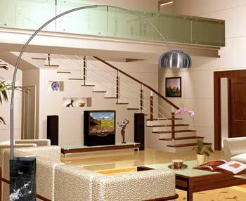 Arco Floor Lamp Lighting Design Pictures