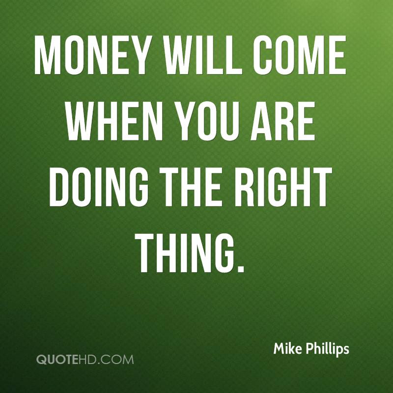 Mike Phillips Quotes Quotehd