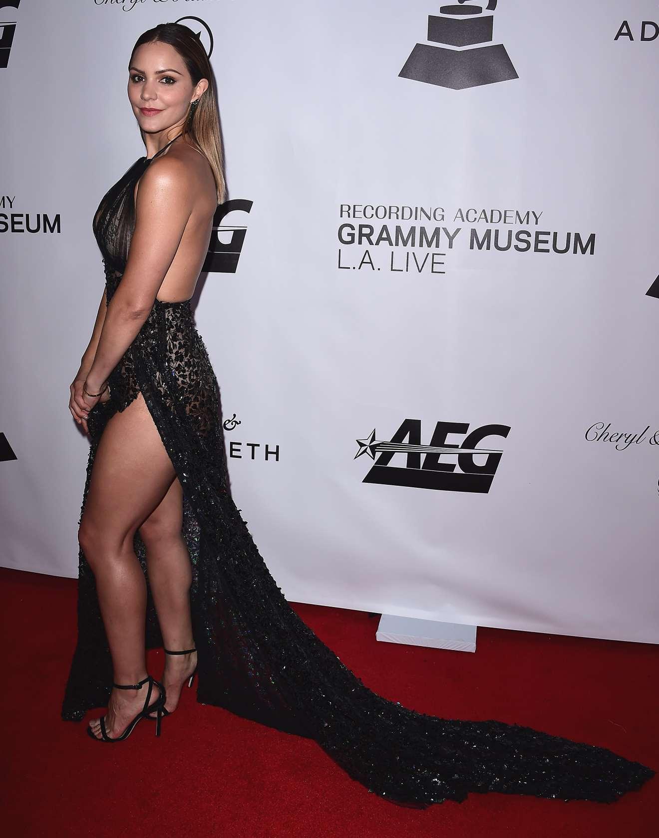 Katharine McPhee – Grammy Museum Gala in Westwood