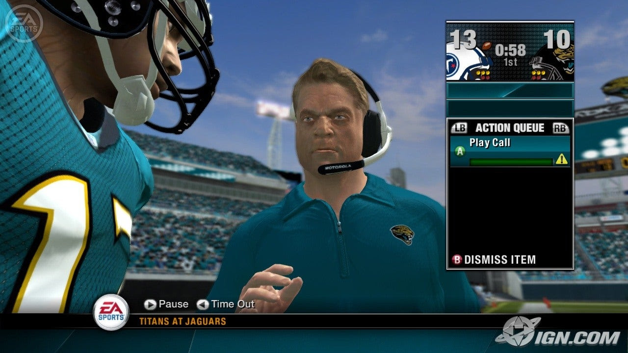 NFL Head Coach 09 Screenshots, Pictures, Wallpapers  PlayStation 3  IGN