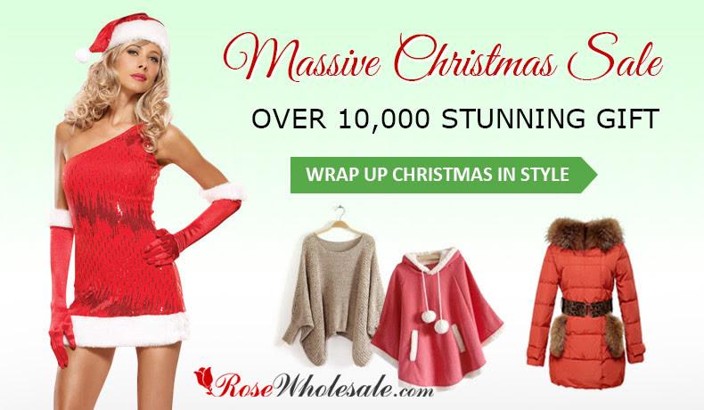 Massive Christmas Sale: OVER 10,000 STUNNING GIFTS