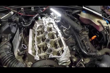 2009 Audi A4 20t Quattro Engine Removal