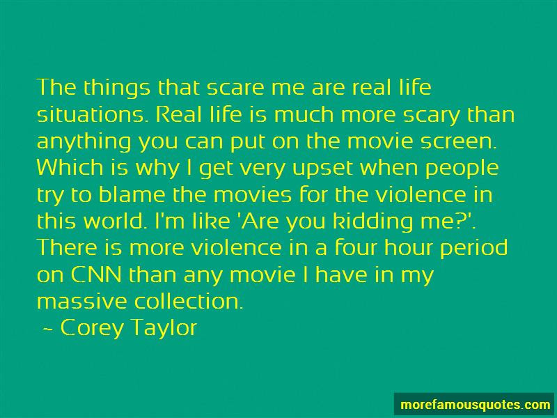 Quotes About Scary Situations Top 1 Scary Situations Quotes From
