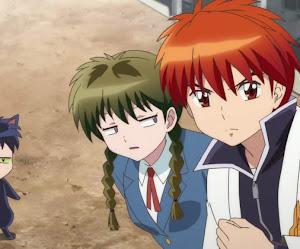 Descargar Kyoukai no Rinne 2nd Season [25/25] [HD] [Mega]