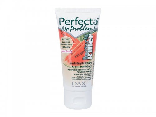 kosmetyki, Krem tonujący Perfecta firmy Dax Cosmetics
