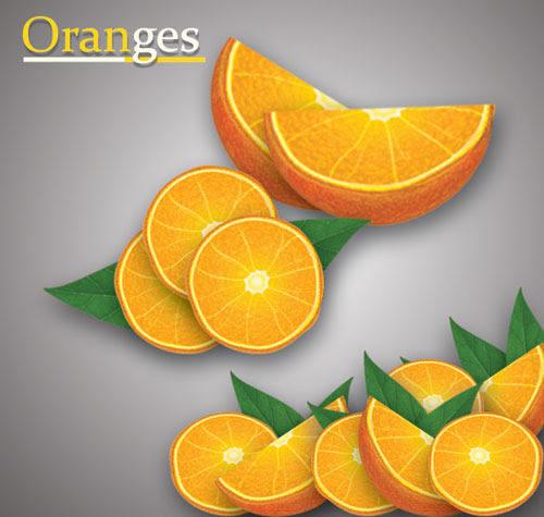 Realistic Orange Tutorial