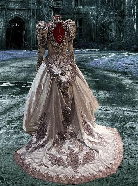 STEAMPUNK WEDDING GOWNS     Victorian Gothic Steampunk