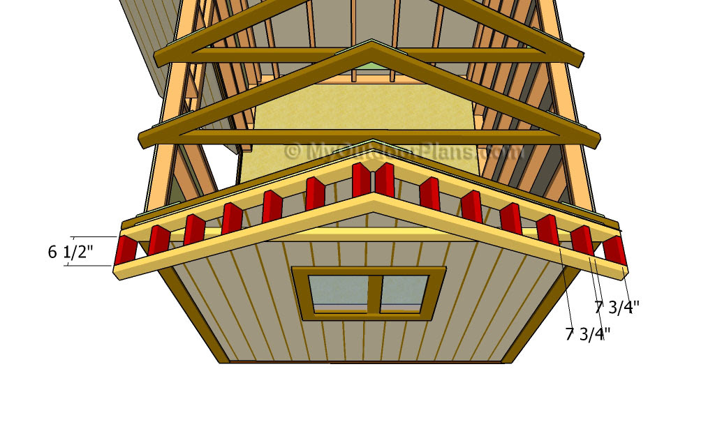Free How To Build Shed Overhang Haddi