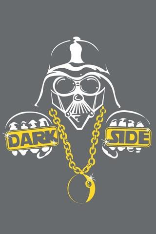 Darth Vader Dark Side Homie Iphone Wallpaper Idesign Iphone